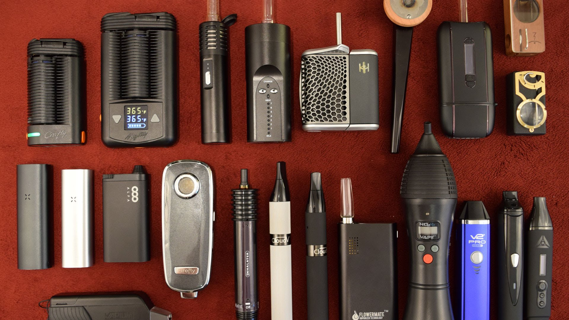Why Choose Vaporizers?