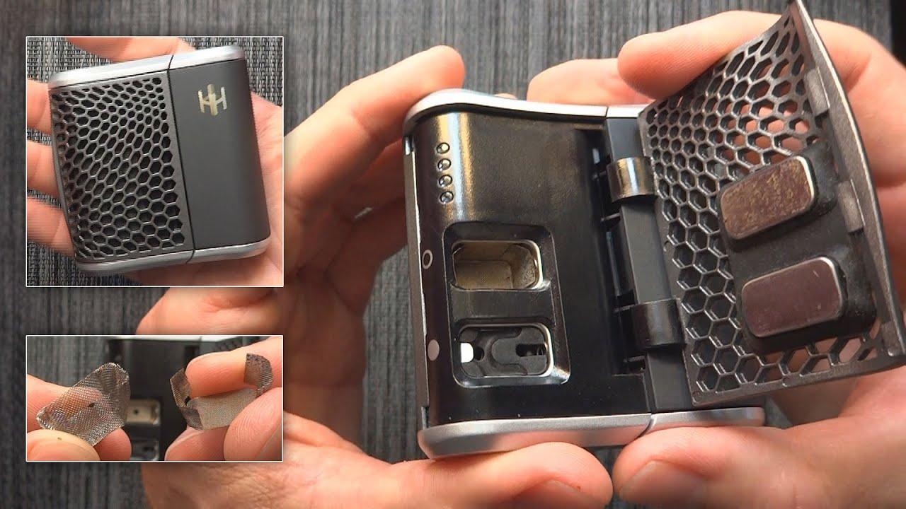 Haze Vaporizers For Portable Smoking